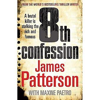 8 confissão (Womens Murder Club 8)