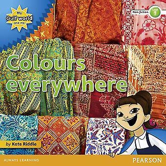 Mon monde de Golfe et moi niveau 1 lecteur de non-fiction: couleurs partout