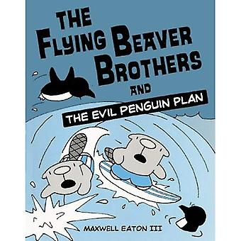 Flying bever brødrene og onde Penguin Plan