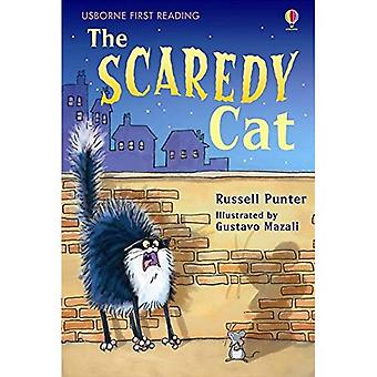 Scaredy Cat (First Reading Level 3)
