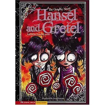 Hänsel und Gretel: die Graphic Novel (grafische Spin)