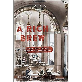 A Rich Brew: How Cafes Created Modern Jewish Culture