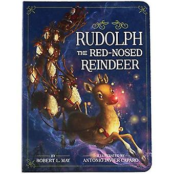 Rudolph the Red-Nosed Reindeer a Christmas Keepsake Collection: Rudolph� the Red-Nosed Reindeer; Rudolph Shines Again (Classic Board Books) [Board book]