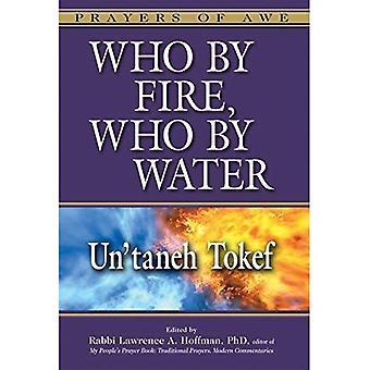 Qui par le feu, qui par l'eau: Un'taneh Tokef
