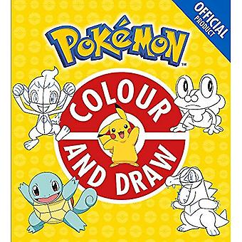 Den officiella Pokemon färg och dra (Pokemon)