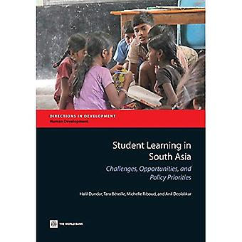 Student Learning in South Asia: Challenges, Opportunities, and Policy Priorities (Directions in Development)