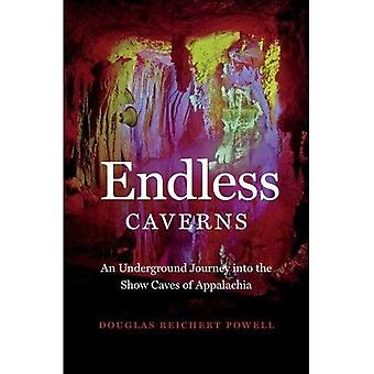 Endless Caverns: An Underground Journey Into the Show Caves of Appalachia