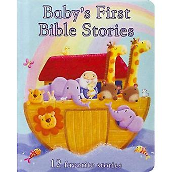 Baby's First Bible Stories:� 12 Favorite Stories [Board� book]