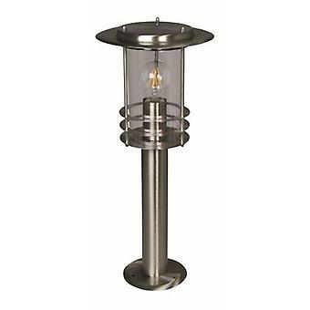 Luxform Phoenix post staande lamp 230V - zilver