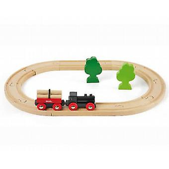 BRIO Little Forest Starter Set Wooden Toy