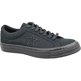 Converse One Star Ox 163380C Mens plimsolls