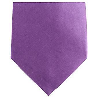 Knightsbridge Neckwear Regular Polyester Tie - Purple