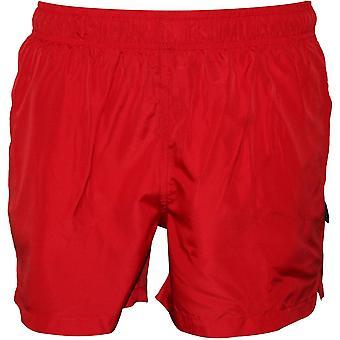 Jockey Classic Beach Swim Shorts, Red