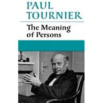 Innebörden av personer av Tournier & Paul