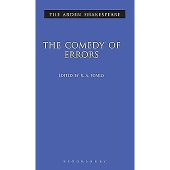 Arden Shakespeare Komödie von Fehlern zweite Serie von Shakespeare & William