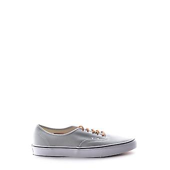 Vans Green Fabric Sneakers