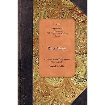 Pater Mundi par Enoch Fritch Burr