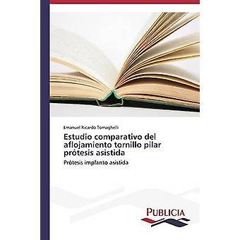 Estudio comparativo del aflojamiento tornillo pilar prtesis asistida by Tomaghelli Emanuel Ricardo