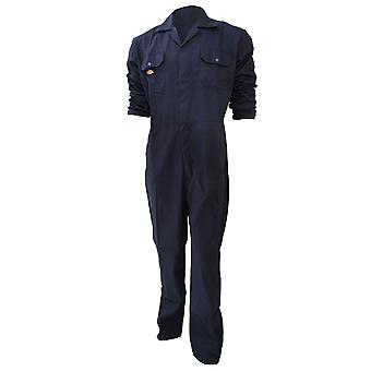 Dickies Redhawk Economy Stud Front Coverall Tall / Mens Workwear (Pack of 2)