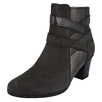 Ladies Gabor Ankle Boots 75614