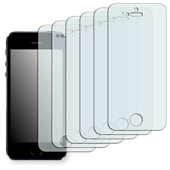 Apple iPhone 5S screen protector - Golebo crystal clear protection film
