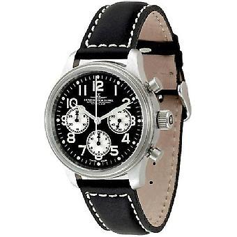 Zeno-watch mens watch NC pilot chronograph 2020 9559TH-3-b1