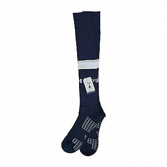 2015-2016 Tottenham Home Football Socks (Marine)