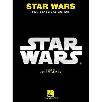 Star Wars for Classical Guitar - 9781495058868 Book