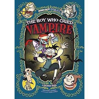 Le garçon qui criait au Vampire - un roman graphique de Benjamin Harper - 97814
