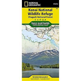 Kenai National Wildlife Refuge Chugach National Forest - Alaska - USA