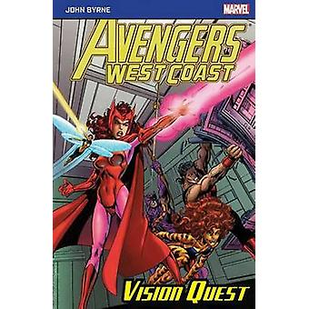 Avengers West Coast - Vision Quest by Byrne John - Byrne John - 978184
