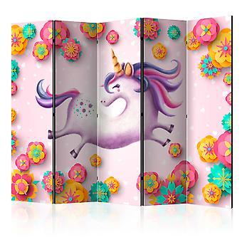 Rumdeler-lithe Unicorn II [værelse dividers]