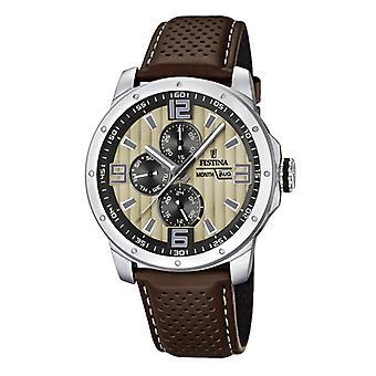 Festina Heren Multifunctionele Watch (F16585 / 6)