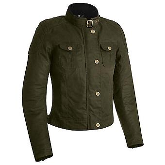 Oxford Green Holwell 1.0 Womens Motorcycle Jacket