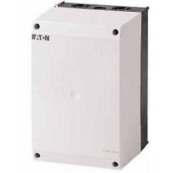 Enclosure for mounting plate (W x H x D) 160 x 240 x 160 mm Grey-white (RAL 7035), Black (RAL 9005) Eaton CI-K4-160-M 1 pc(s)