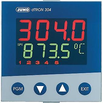 Jumo dTRON 304 Compact Controller With Program Function