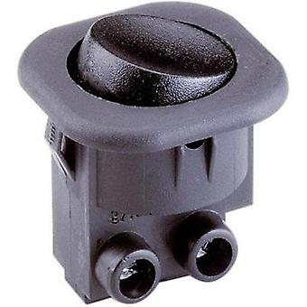 Toggle switch 250 Vac 6 A 1 x Off/On interBär 8014-104.01 latch 1 pc(s)