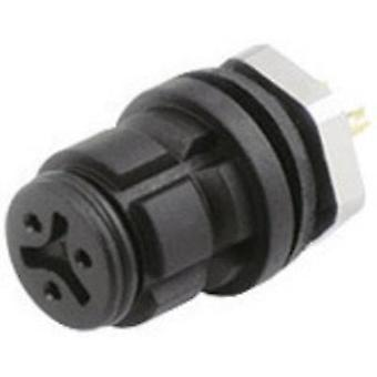 Binder 99-9228-00-08 Series 620 Sub Miniature Circular Connector Nominal current: 1 A Number of pins: 8