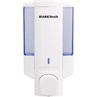 Soap dispenser Basetech V-6101 V-6101 350 ml White
