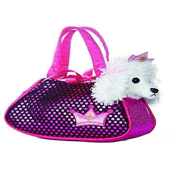Import Marilyn With Fuchsia Bag (Toys , Dolls And Accesories , Soft Animals)