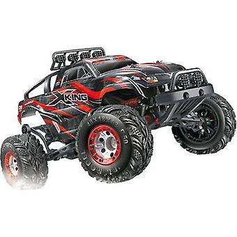 Amewi X-King cepillado 1:12 modelismo coches RC eléctrico Monster truck 4WD RtR 2,4 GHz
