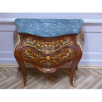 Barokk COMMODE skap LouisXV antikk stil MoKm0448
