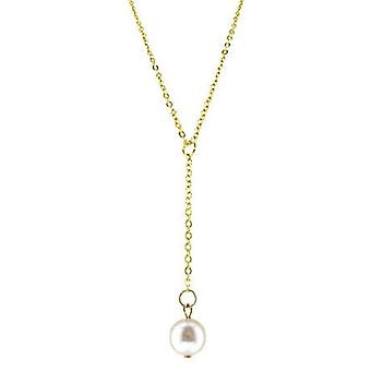 Chic Innovative Technology Pearl Necklace Adorned