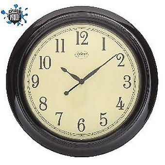Balance Wall Clock 45 Cm Analogue Black (Heim , Dekoration , Uhren)