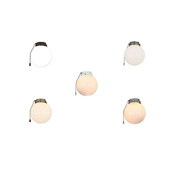 Add-on light kit 1k for CasaFan ceiling fans in various colours