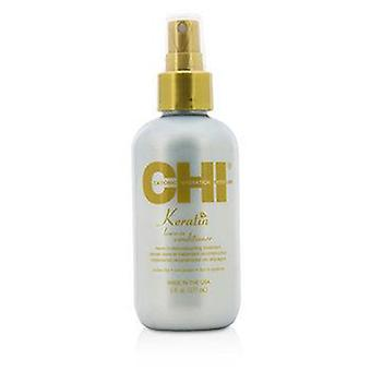 Chi Keratin Leave-In Conditioner Leave in Reconstructive Treatment - 177ml/6oz