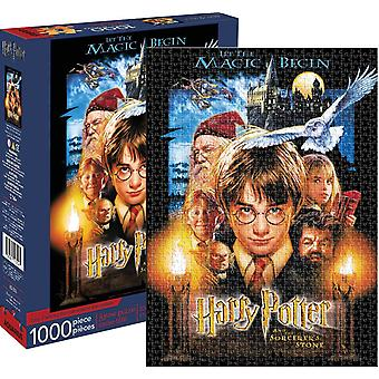 Harry Potter & Sorcerors Stein 1000 Stück Jigsaw Puzzle 690 x 510 mm (nm)