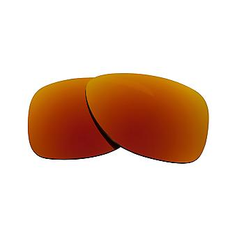 New SEEK Polarized Replacement Lenses for Oakley DISPATCH II Red Mirror