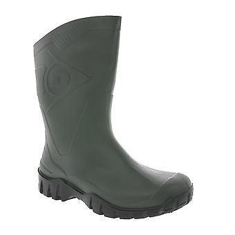 DUNLOP Dee men's rubber boots green K580011
