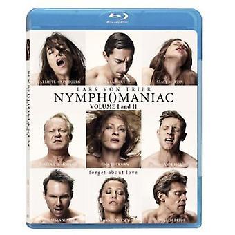 Nymfomane Vol 1 & Vol 2 [Blu-ray] USA import
